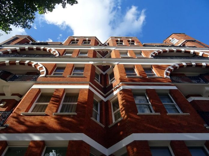 apartment hotels in london