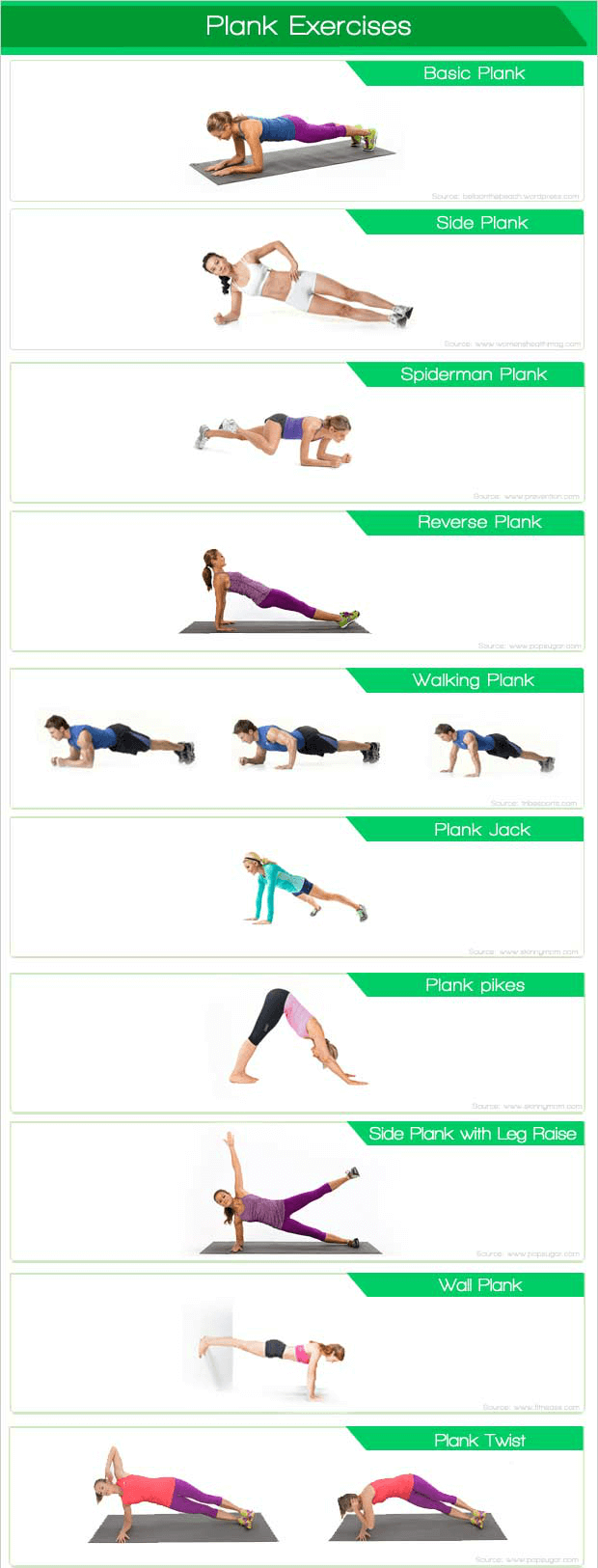 best-plank-exercises