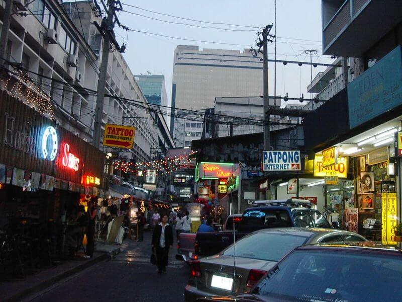 patpong-night-market