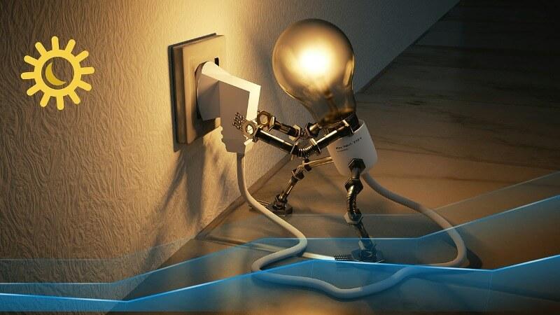 reduce energy wastage