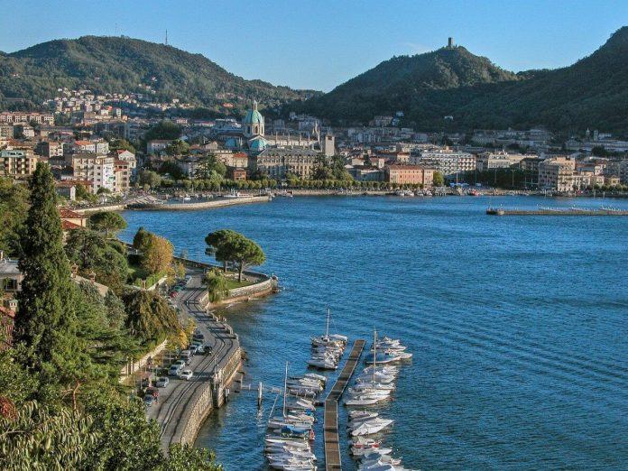 Green Holidays on Lake Como
