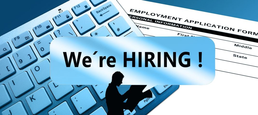 hiring staff for the small business